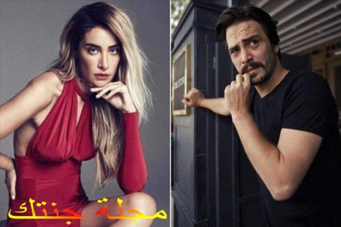 الفنان احمد كورال و المطربة سيلا