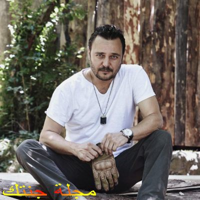 الفنان التركى أوجون كابتانوغلو