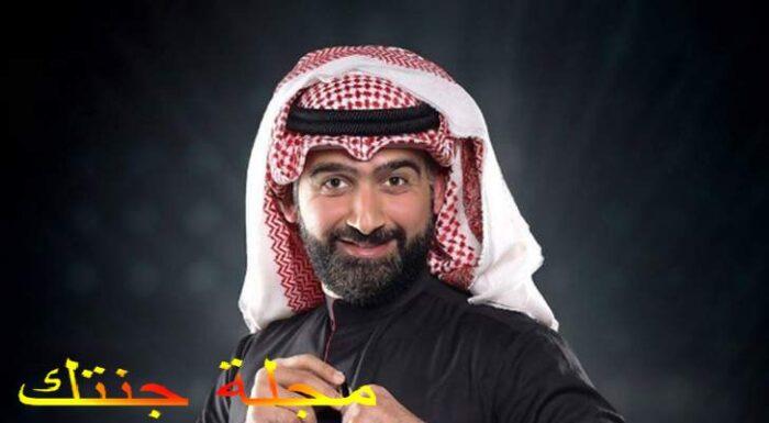 الفنان الكويتى احمد ايراج