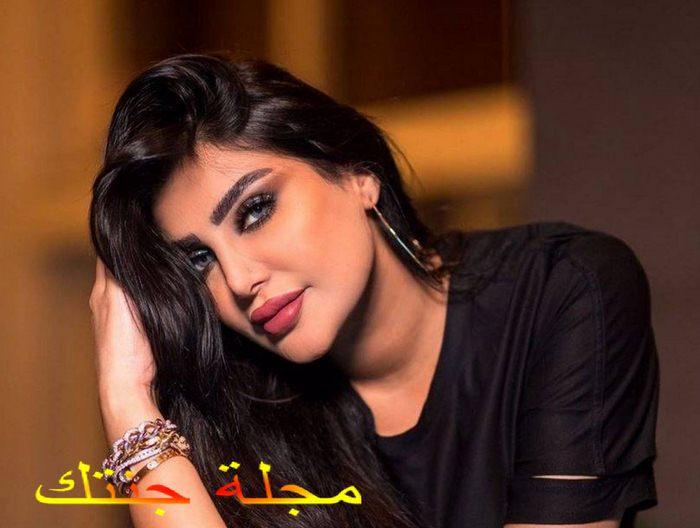 الممثلة الكويتية امل العوضي