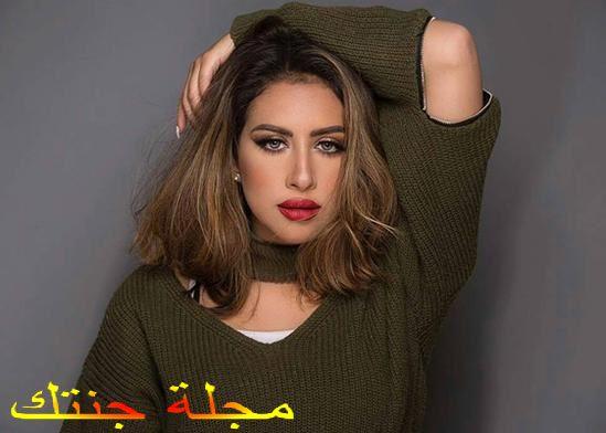 الممثلة الكويتية سارة القبندى