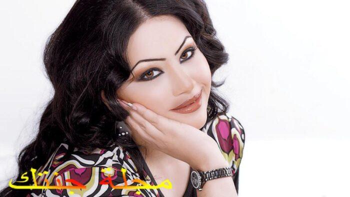 الممثلة الكويتية غدير صفر