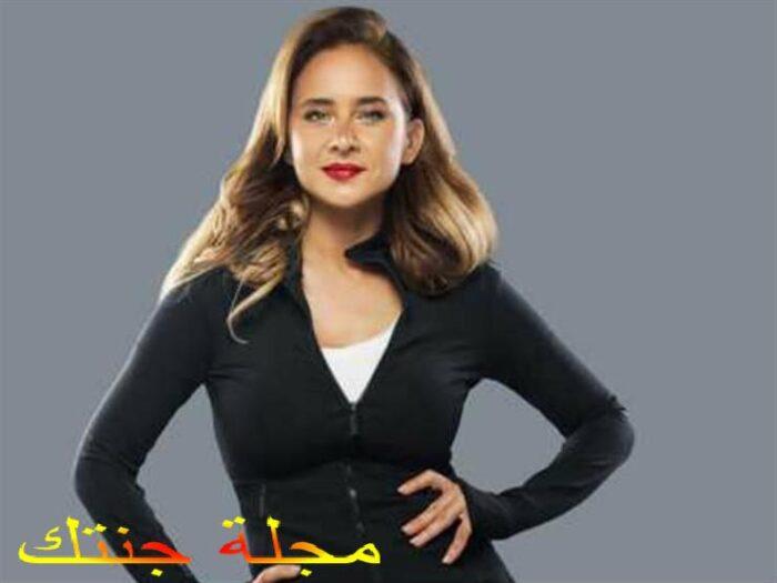 الممثلة المتميزة نيللي كريم