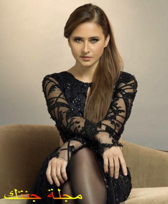 الممثلة الناجحة نيللي كريم