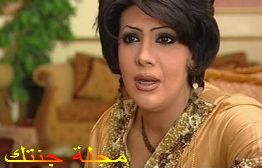 الممثلة بشاير حسين