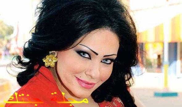 الممثلة غدير صفر