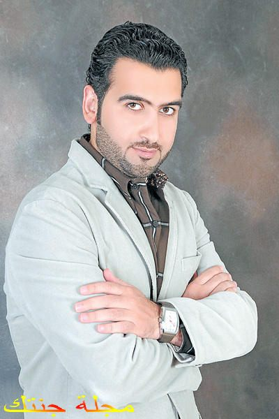 الممثل احمد ايراج