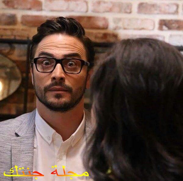 الممثل احمد كورال