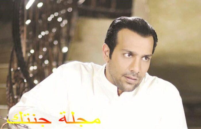 الممثل الكويتى اوس الشطى