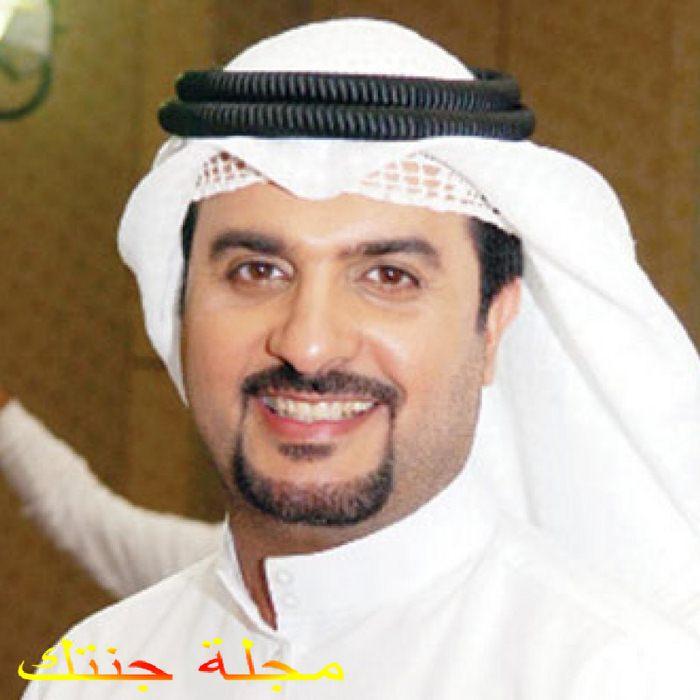 الممثل مشارى البلام