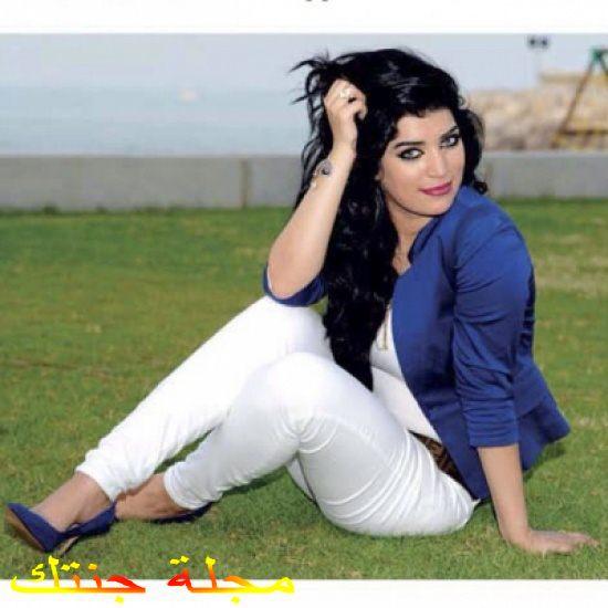 النجمة الكويتية بشاير حسين