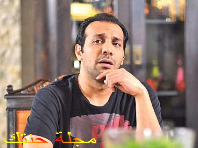 النجم الكويتى اوس الشطى