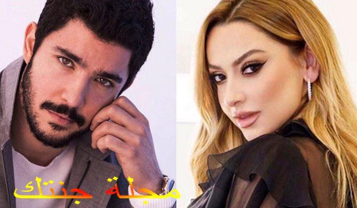 كان يلدريم و حبيبته الجديدة الكغنية هاديسا