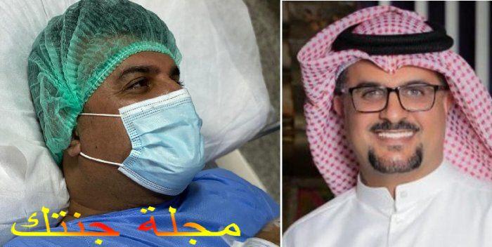 مشارى البلام اثناء اجرائه للعملية الجراحية