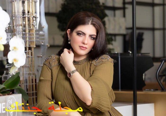 الفنانة الكويتية ايمان جمال