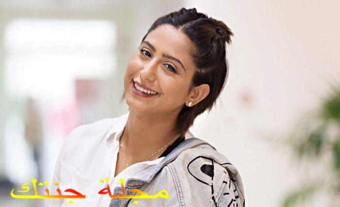 الفنانة روان العلي