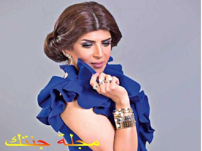 الفنانة زهرة عرفات