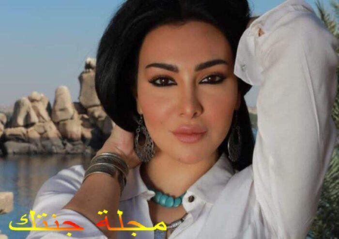 الفنانة ميريهان حسين