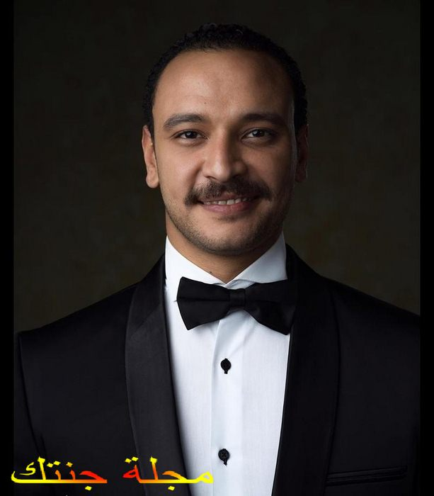 الفنان احمد خالد صالح