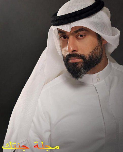 الفنان الكويتى حسين المهدى بطل المسلسل