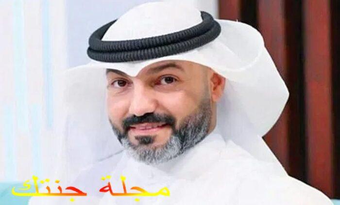 الفنان الكويتى محمد اشكنانى