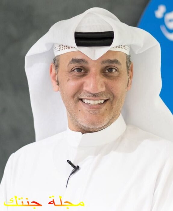 الفنان خالد البريكى بطل العمل