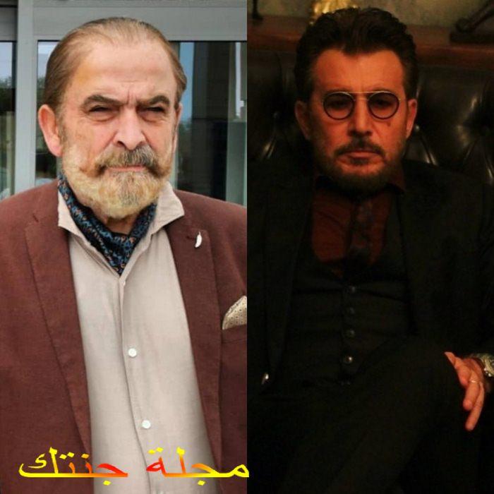 الفنان عابد فهد و الفنان سلوم حداد