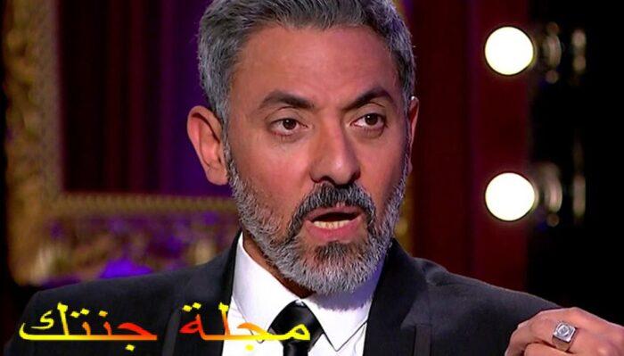 الفنان فتحى عبد الوهاب بطل مسلسل رهبة