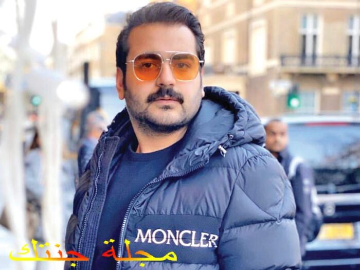 الفنان و المنتج عبد الله عبد الرضا