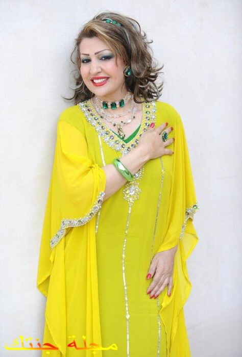 الممثلة الاماراتية هدى الخطيب