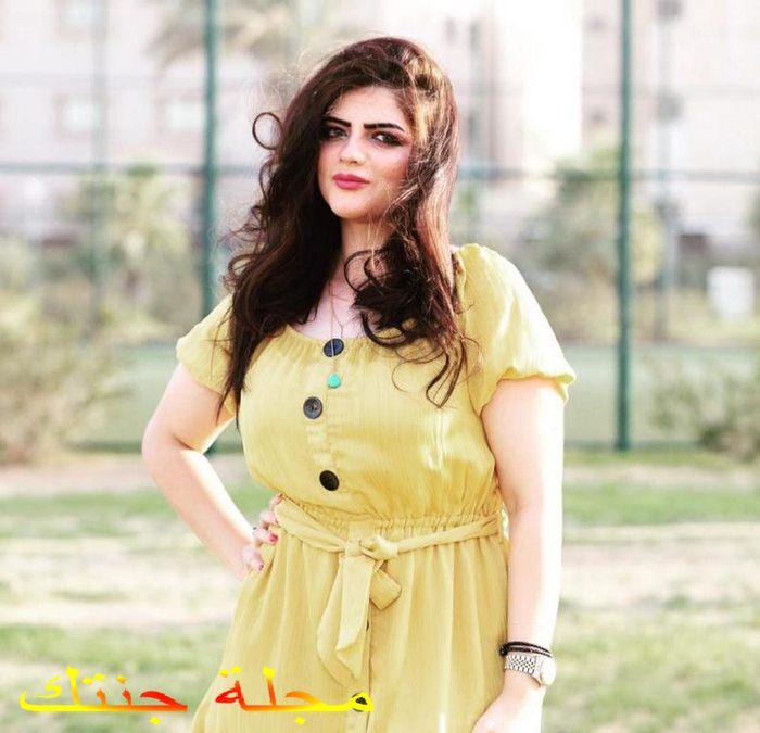الممثلة الكويتية ايمان جمال