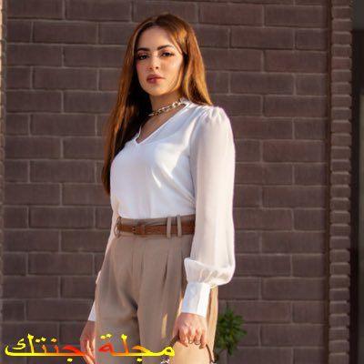 الممثلة الكويتية صمود المؤمن