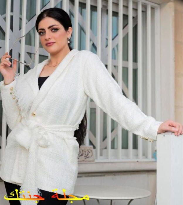 الممثلة ايمان جمال