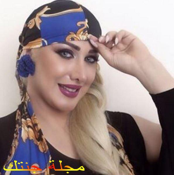 الممثلة ميس كمر