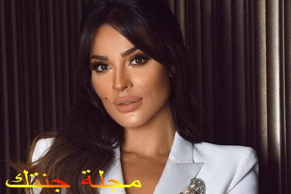 الممثلة نادين نجيم