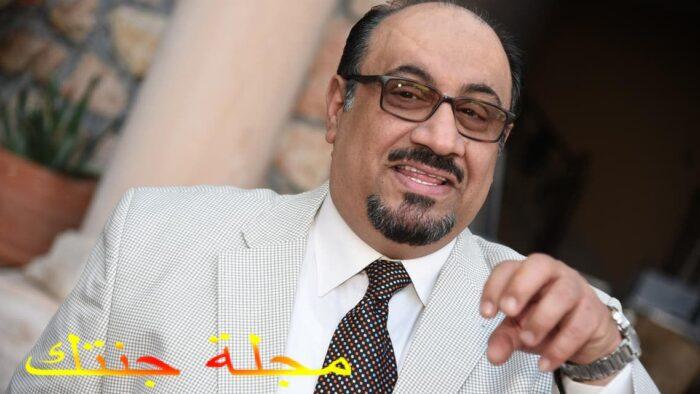الممثل الكويتى شهاب حاجيه