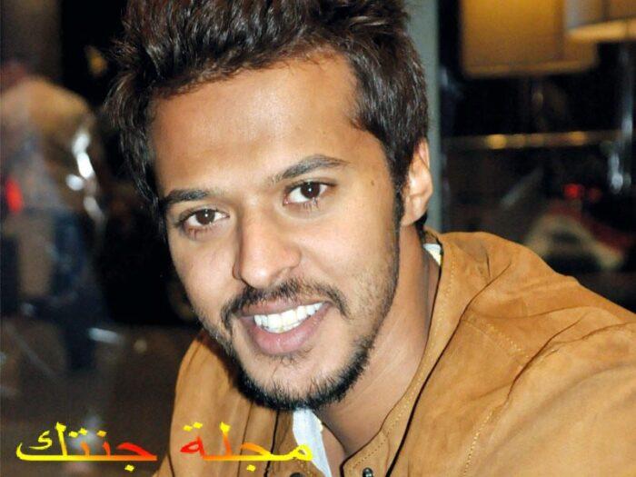 الممثل الكويتى عبد الله الطراروة