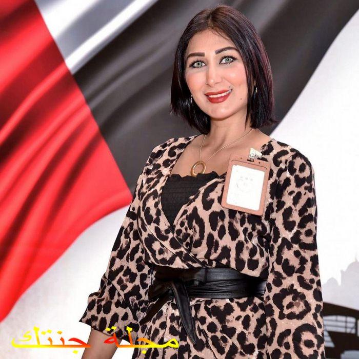 النجمة الكويتية ايمان العلي
