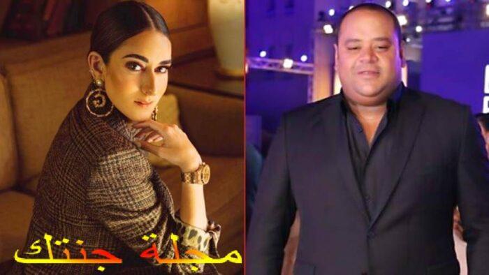 امينة خليل و محمد ممدوح