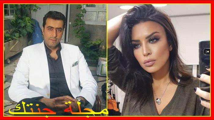باسم ياخور و امل بشوشة ابطال المسلسل