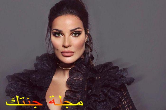 بطلة مسلسل صالون زىزى نادين نجيم