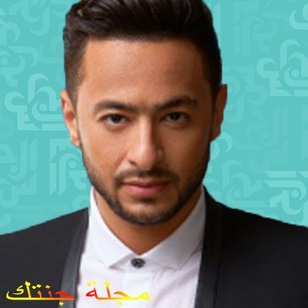 حماده هلال بطل مسلسل المداح