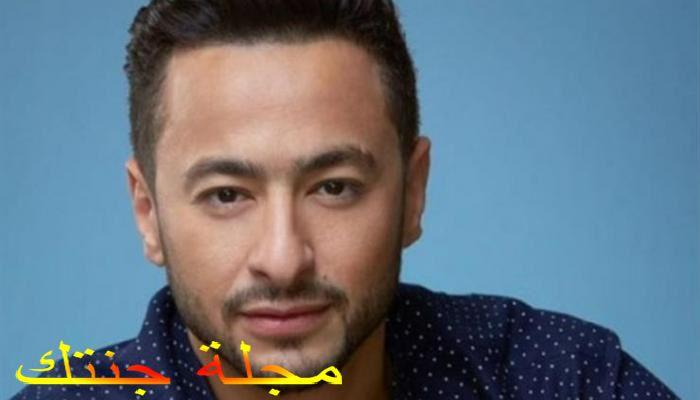 حماده هلال في مسلسل المداح
