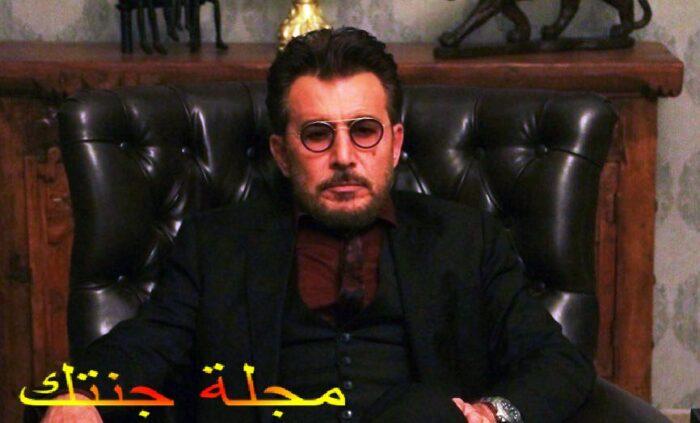 عابد فهد في مسلسل 350 جرام
