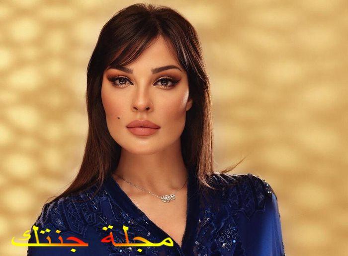 نادين نجيم بدور زهرة في مسلسل صالون زىزى