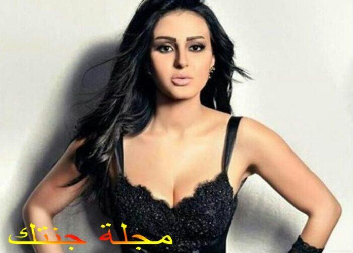 الفنانة و الممثلة شيما الحاج