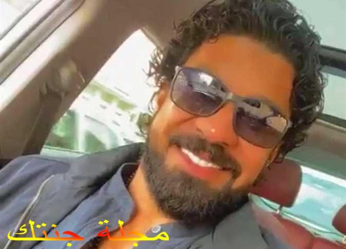 الفنان الشاب محمد دربالة