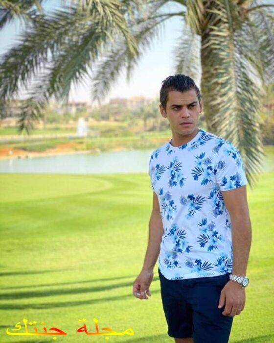 الفنان حسين نصار