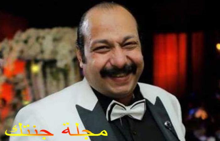 الفنان محمد ثروت
