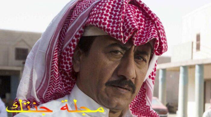 الفنان ناصر القصبي